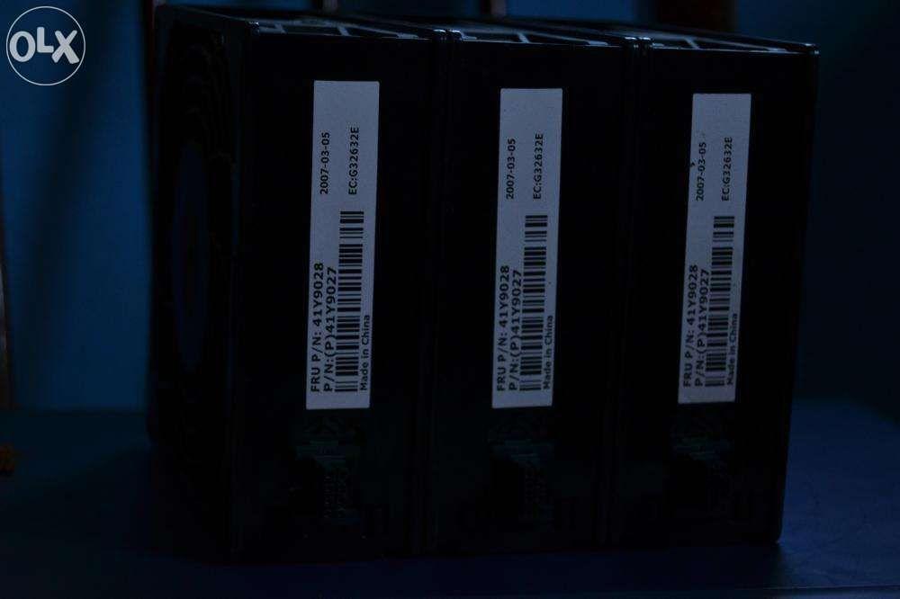 3 coler fan IBM 41Y9028 Ibm Fan 120mm X 38mm X3400 X3500