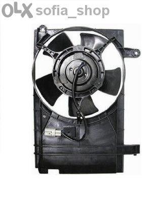 перка, охлаждане на радиатора Chevrolet Aveo