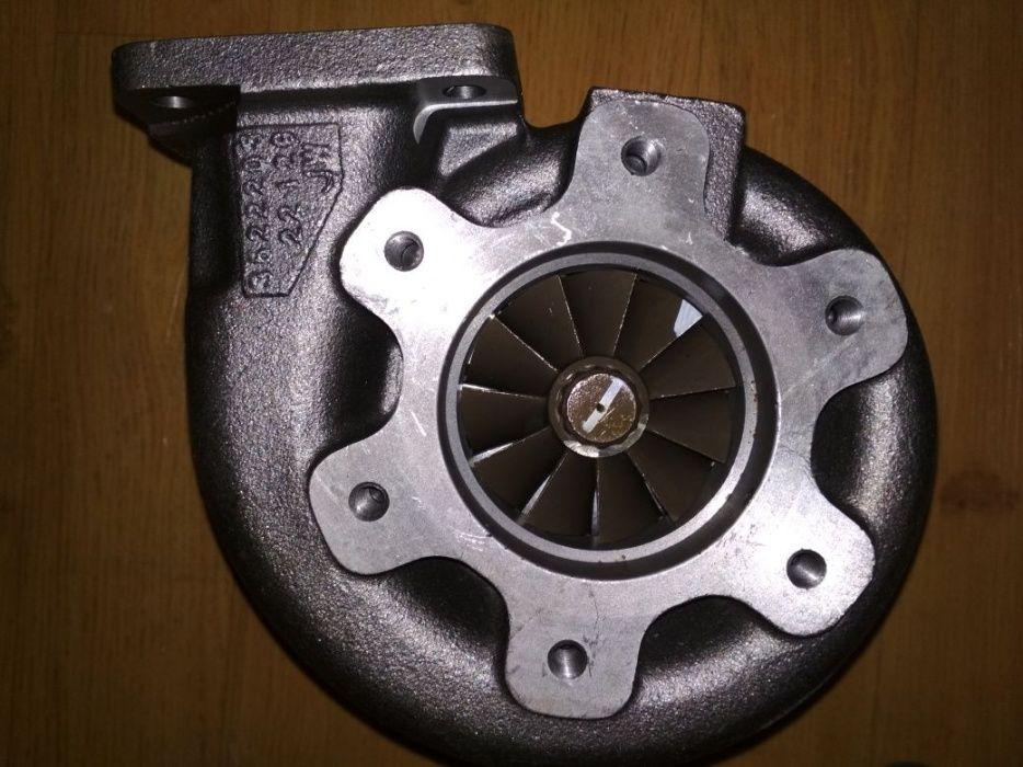 Турбина H2C для двигателей Вольво THD 101-104