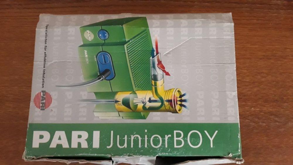 Vand aparat aerosoli/inhalator Pari JuniorBoy