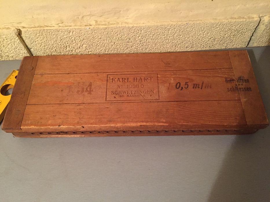 холандска кутия за сушене на пури