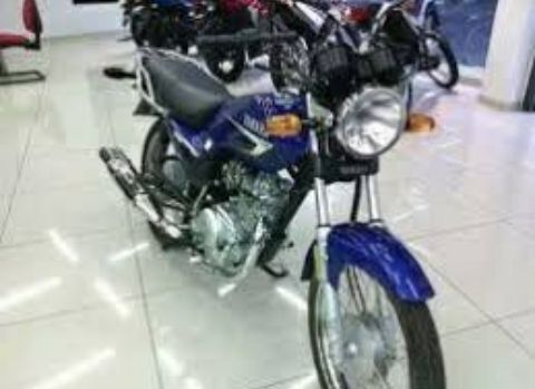 Moto Yamaha Yb 0km Disponível