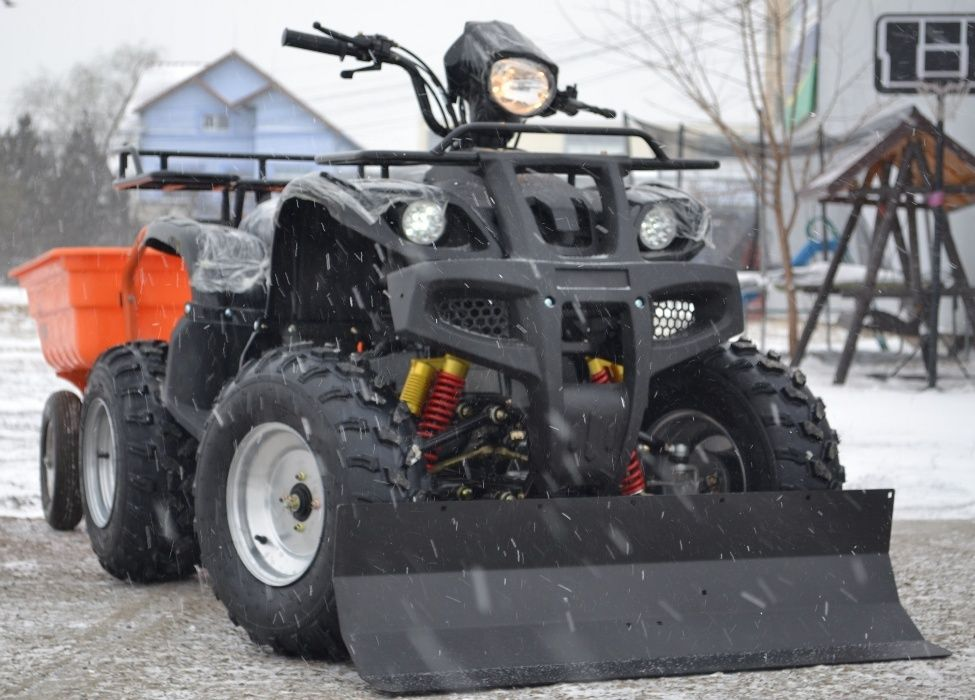 ATV NITRO 250cc MegaGrizzly roti 10, cutie autoamta, Import Germania
