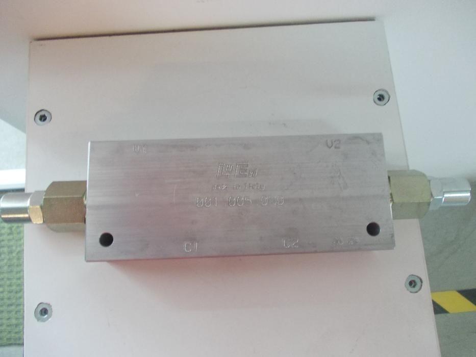 Supapa overcenter - Supape reglaj miscarea cilindri