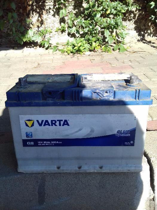 baterie baterii acumulatori acumulator auto 95ah varta blue