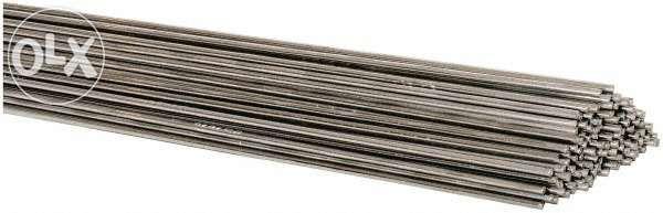 Титаниева тел , пръчки за заваряване.Титаниеви пръчки от 1 до 10мм. гр. Пазарджик - image 2