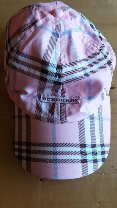 Sapca unisex Burberry roz