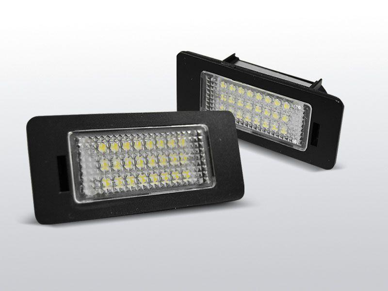 Iluminare numar AUDI Q5 / A4 08-10 / A5 / TT / VW Passat B6 Kombi LED