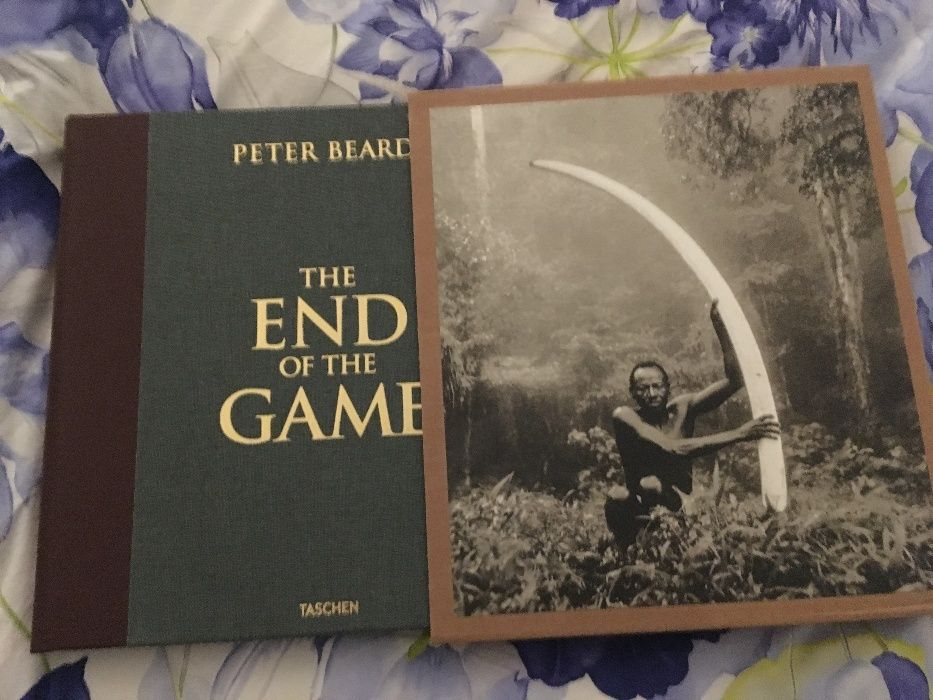 TASCHEN Peter Beard. The End of the Game. album foto limitat