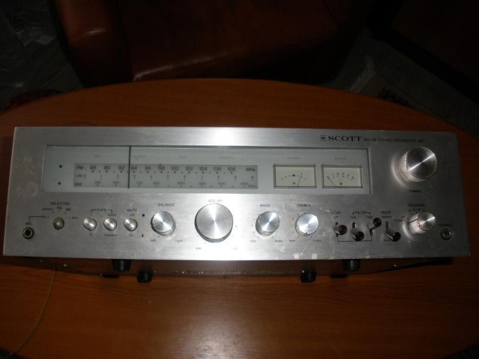Amplificator Scott 410 A