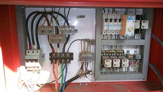 Reparaçáo electrica