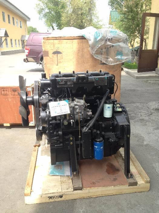 Двигатель на вилочный погрузчик