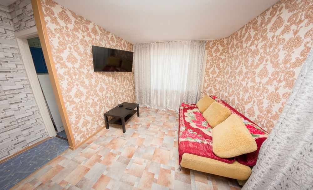 1 Ком. Квартира Посуточно от Vita Haus. Р-н: Колхозного Рынка.КТВ/WiFi