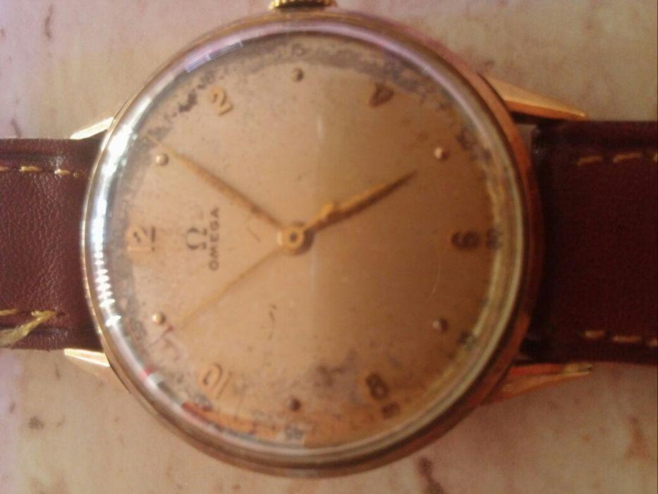Omega - ceas aur masiv, 1933