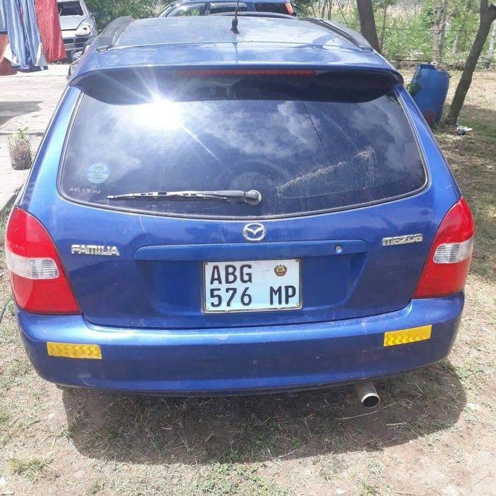Mazda familia limpo manual bom preço para hoje Cidade de Matola - imagem 3