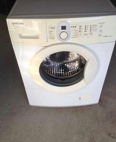 Maquina de Lavar Electrica