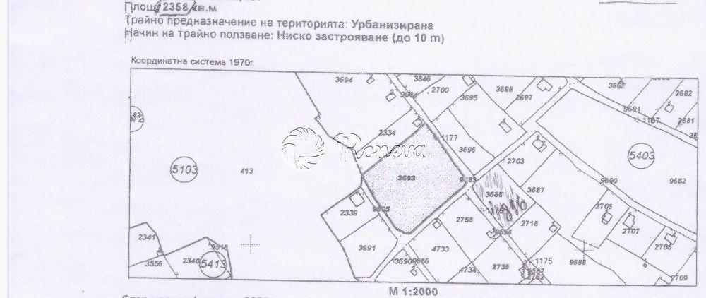 Парцел Боровец-юг