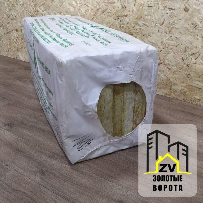 Натуральный утеплитель каменная вата (минплита)
