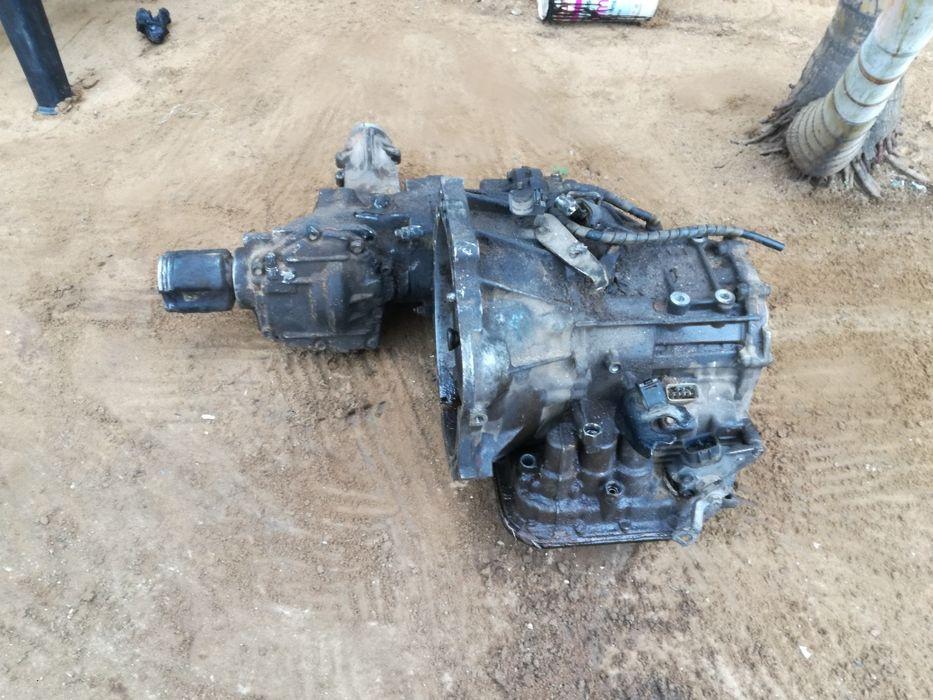Caixa de velocidade para 1ZZ 4WD automatica