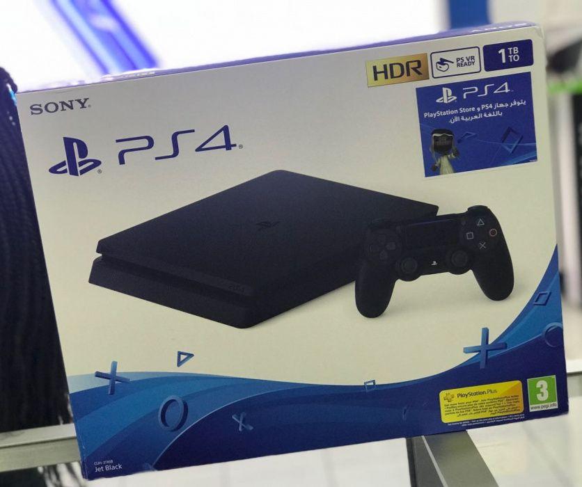 PS4 1TB selados ao melhor preço