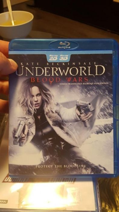 bluray blu ray underworld blood wars 2d 3d