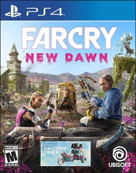 Far Cry New Dawn - PlayStation 4 (ps4)