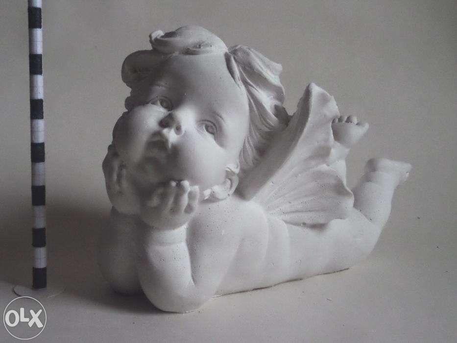 Ангелы из гипса гипсовые фигурки.