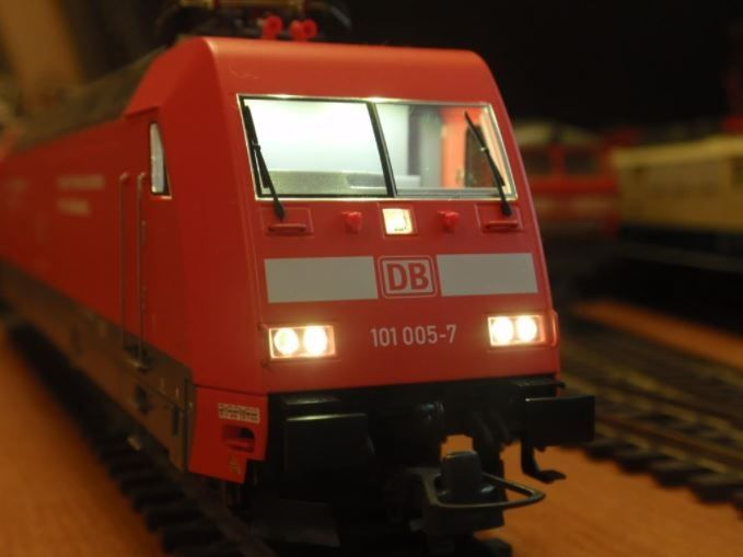 Locomotiva digitala Roco DBAG BR101 H0 (16mm)