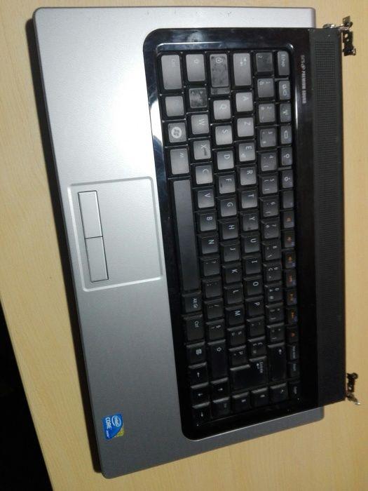 Carcasă+ componente laptop Dell studio 1558