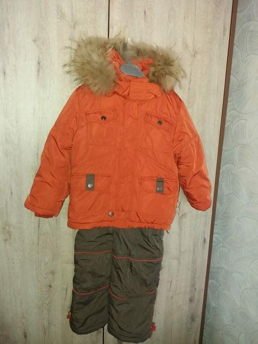 Костюм зимний детский. Размер 98-104