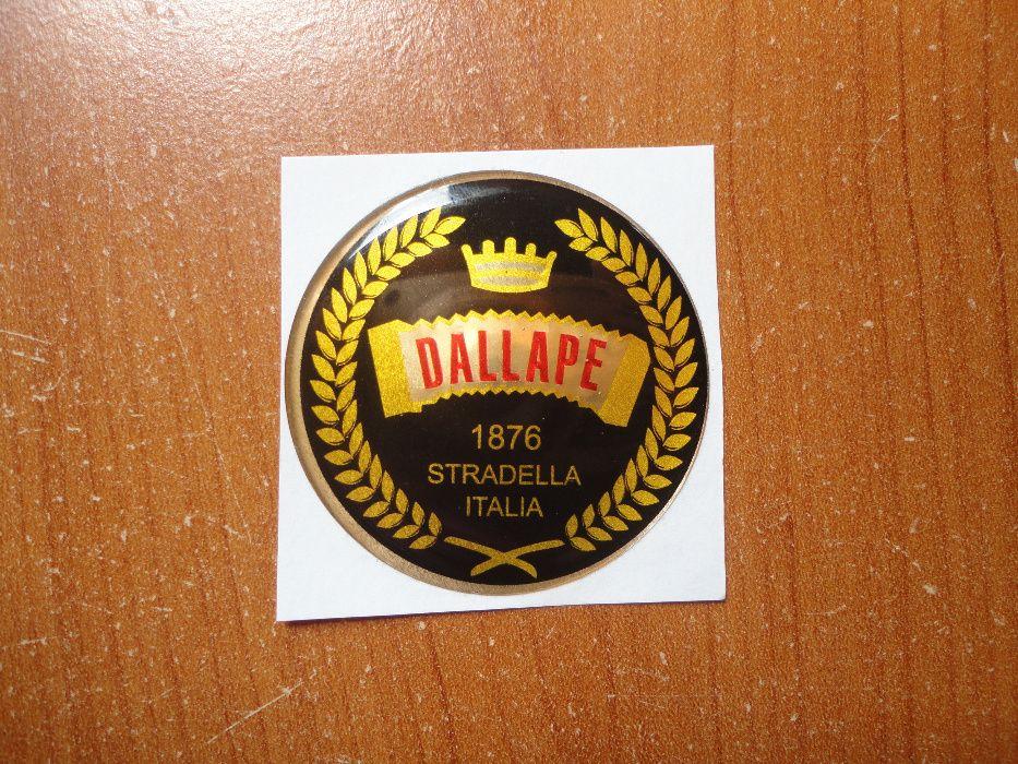 Emblema/Sigla/Stema Acordeon Dallapè