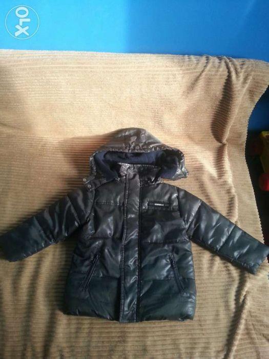 Geaca fas de iarna firma TisSaia copii, baieti, mar.3 ani, 98 cm