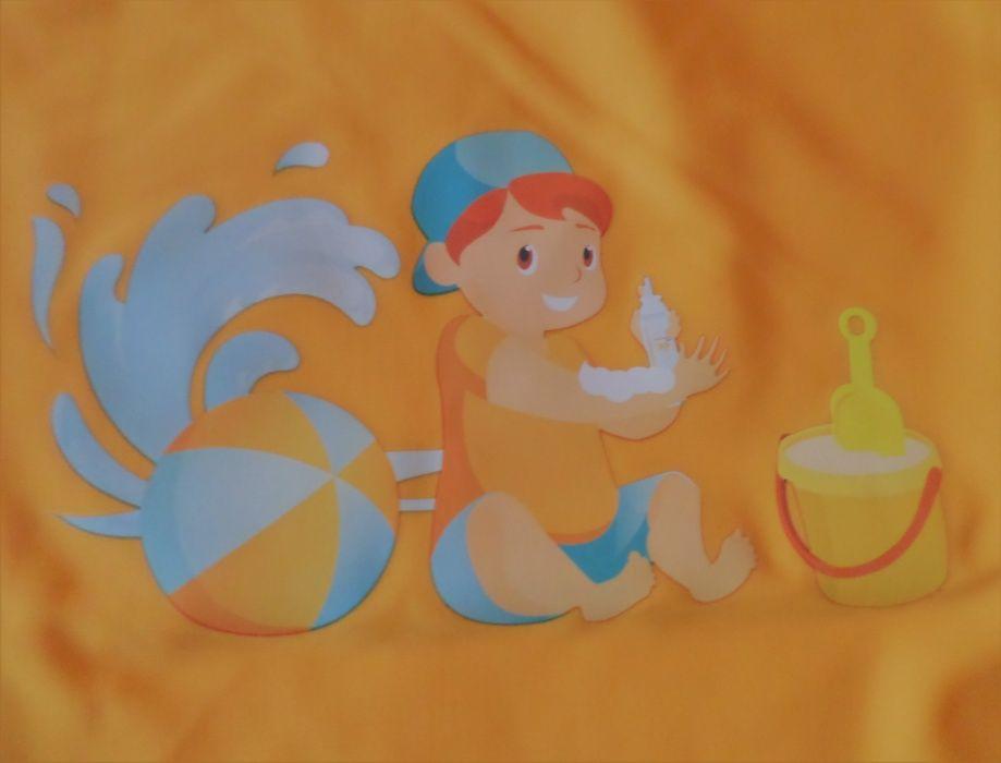 Детска слънцезащитна блуза