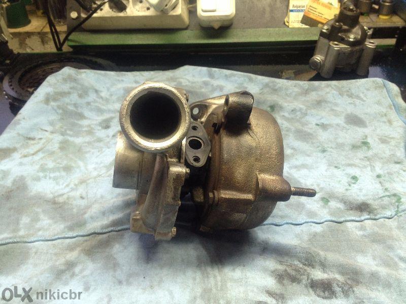 Хибридна турбина за Audi a4,vw pasat pompa diuza