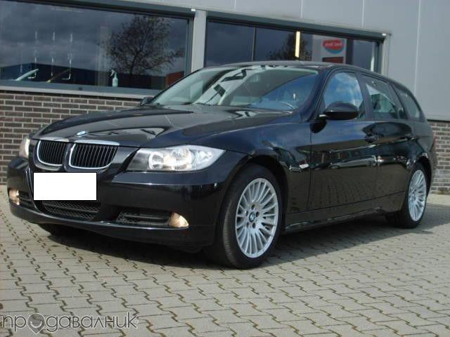 НА ЧАСТИ BMW 320d 2007г.