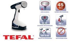 Парогладач Tefal DR8085 / 1500W използва се за гладене на закачалка