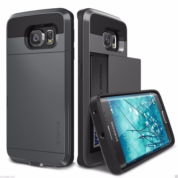 VERUS V4 Damda калъф кейс за Samsung Galaxy S7, S7 Edge