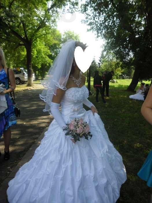 Очень Красивое Свадебное Платье - Дёшево!