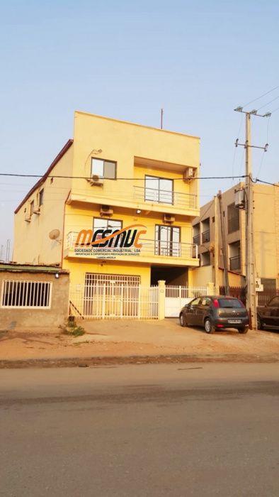 Edifício Comercial e Residencial Talatona