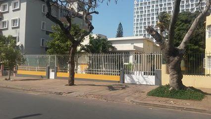 arrenda-se moradia t3 na polana rua de Argelia museu