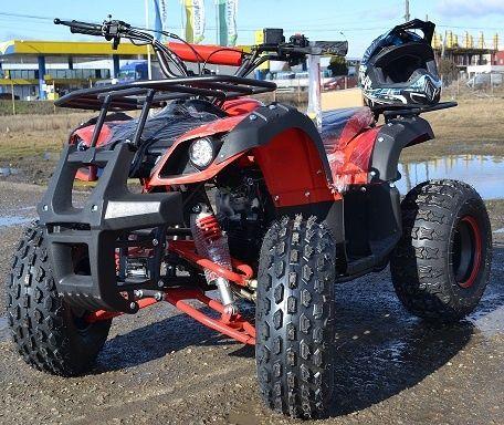 OFERTA SPECIALA:ATV BSA 125cc Mammut NOU cu casca cadou livrare rapida