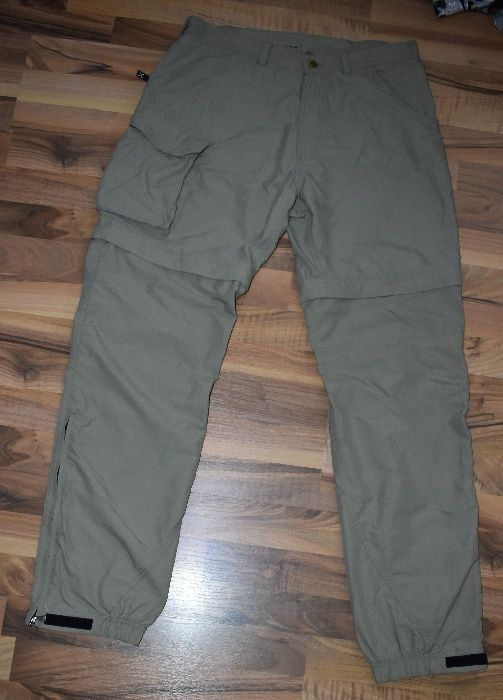 Pantaloni barbati lungi/scurti HAGLOFS CLIMATIC cred M transp inclus Uricani - imagine 4