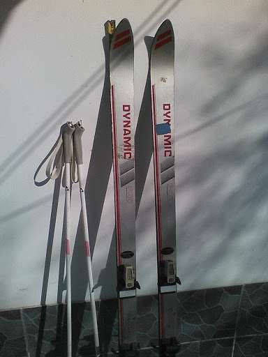 Schiuri Dynamic Pro 180cm