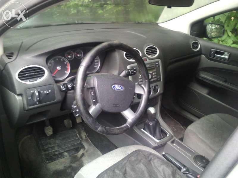 Форд фокус 2006 1.6 бензин на части
