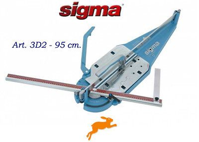 SIGMA 3d2 95 cm 2018 mașina de tăiat gresie/faianță.Curier gratis!!!