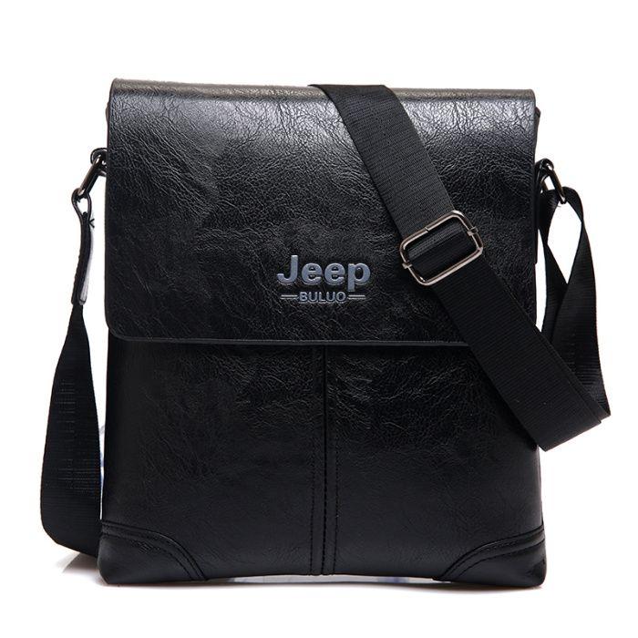 JEEP Buluo Мъжка чанта налична в 2 размера малка и голяма
