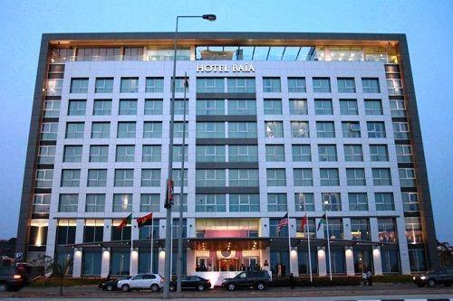 Hotel Baía Vagas disponível