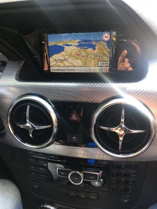 Mercedes Becker Map Pilot Мерцедес Бекер Мап Пилот