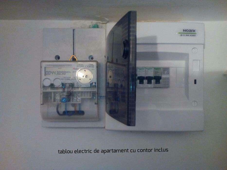 Schimb/montez/instalez tablouri electrice la pret mic