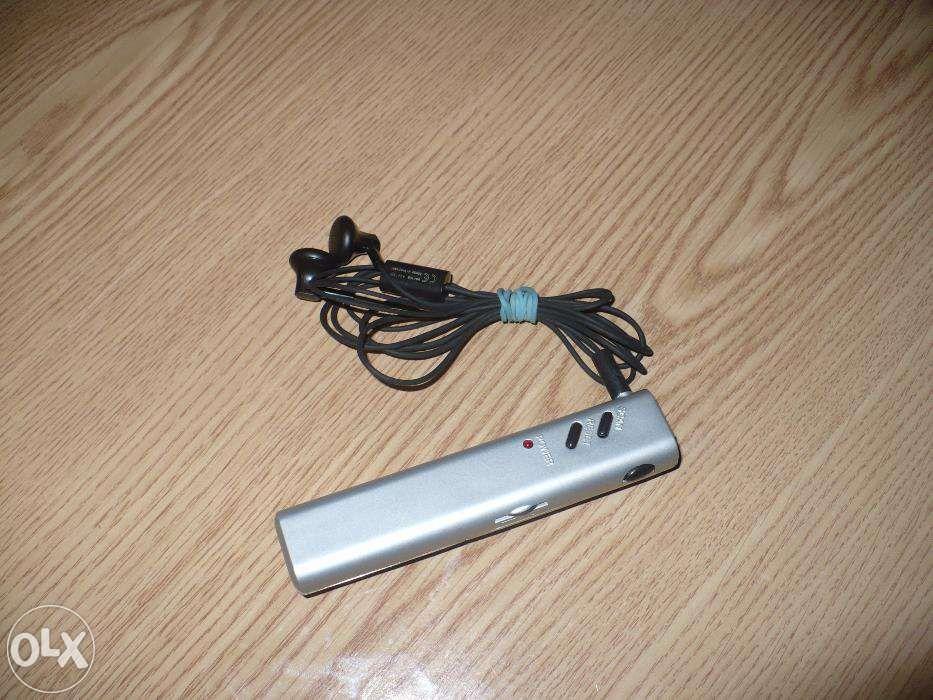 Radio mini cu casti si lanterna